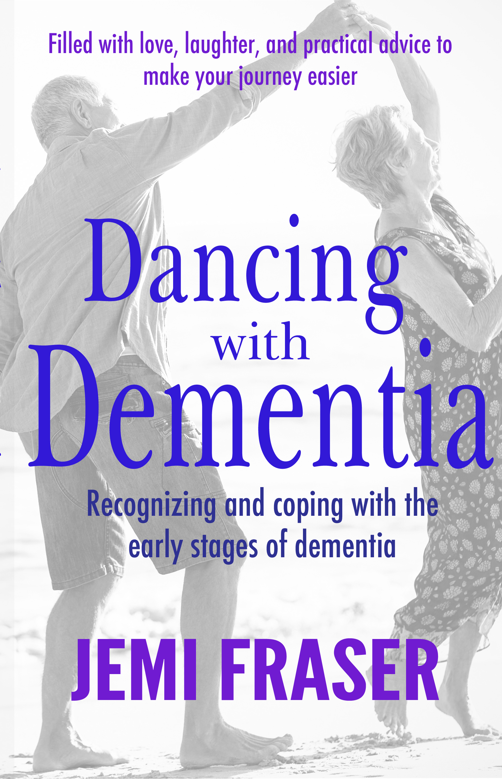 Dancing With Dementia book cover