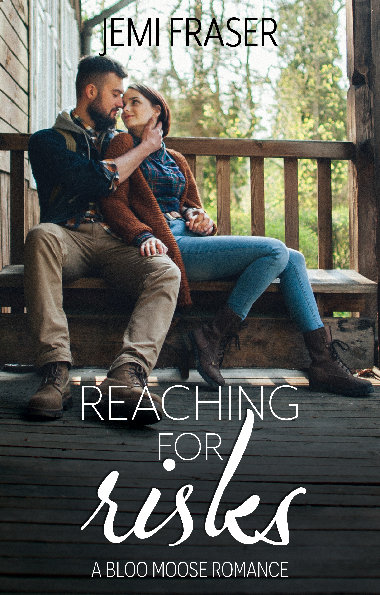 Reaching For Risks book cover