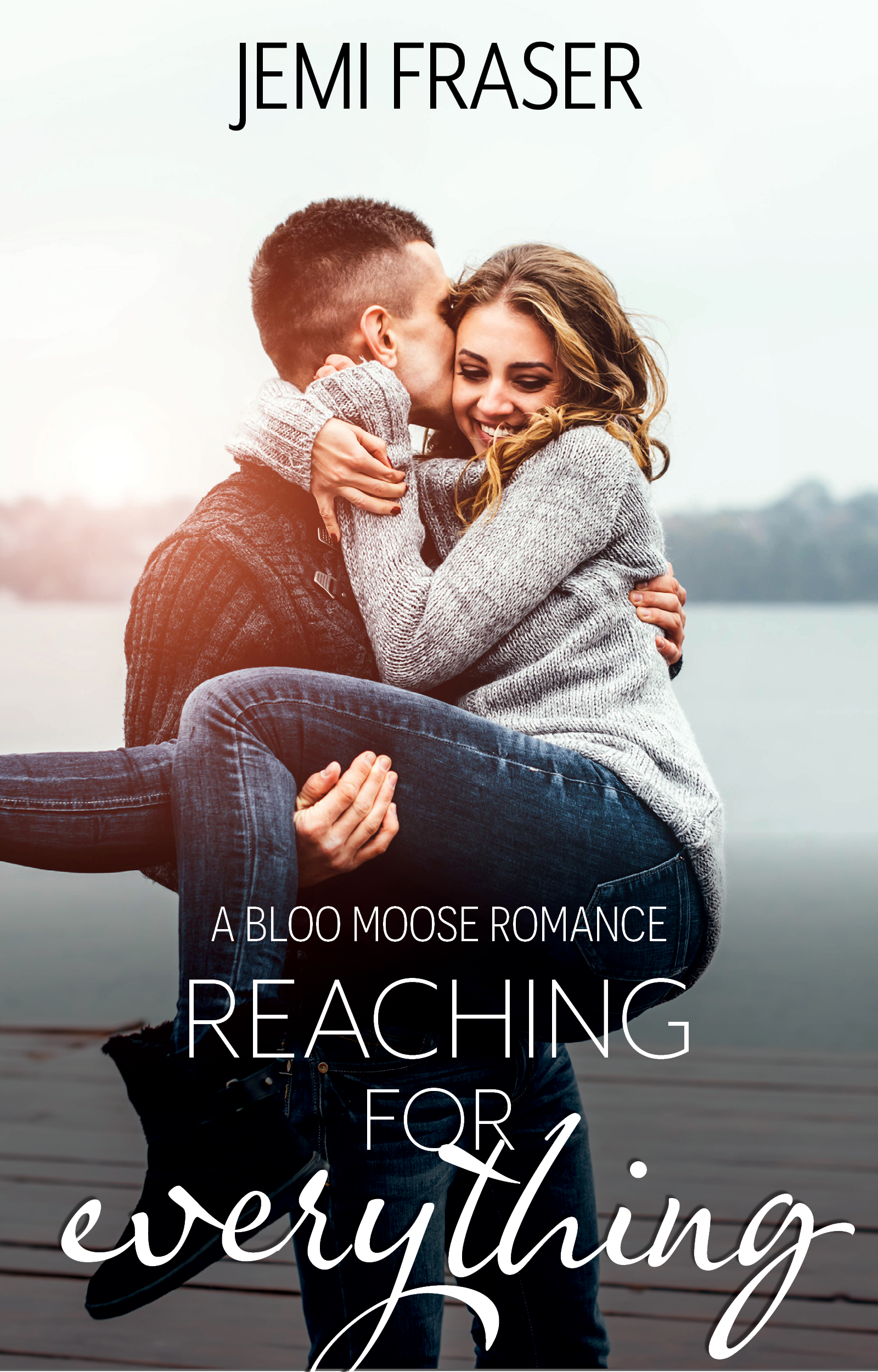 Reaching For Everything book cover