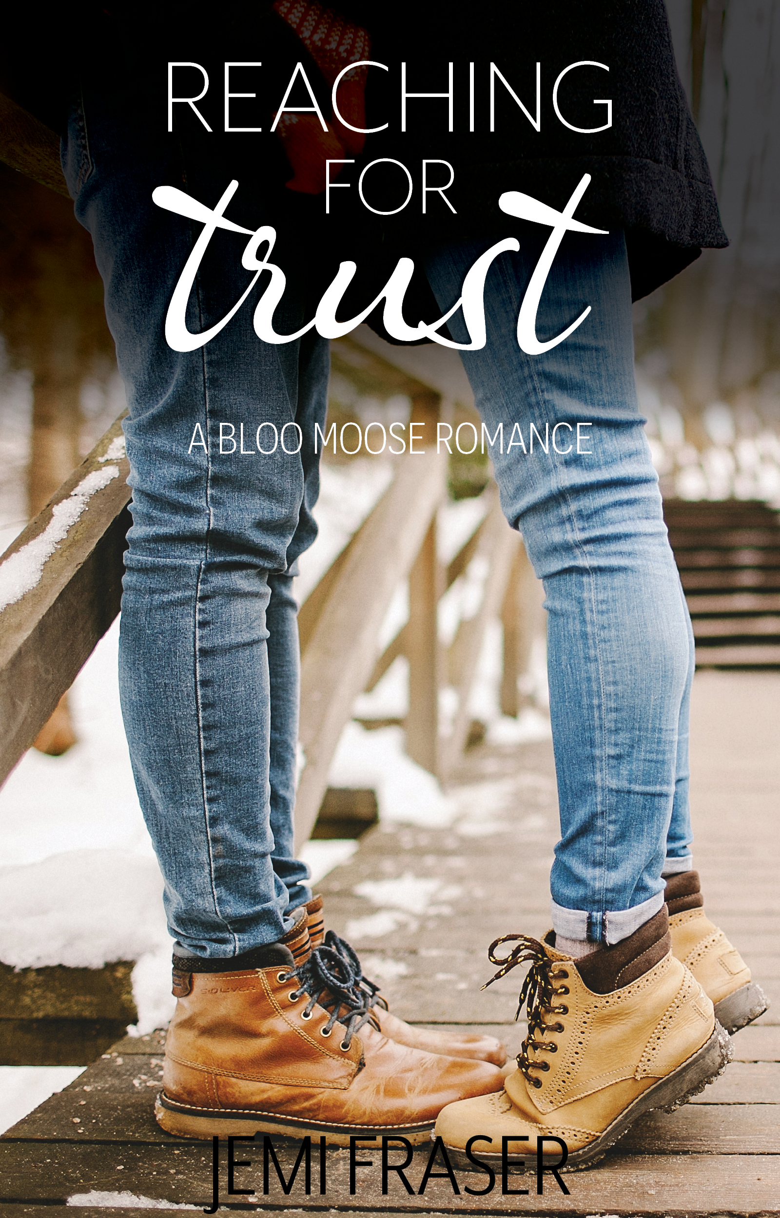 Reaching For Trust Book Cover