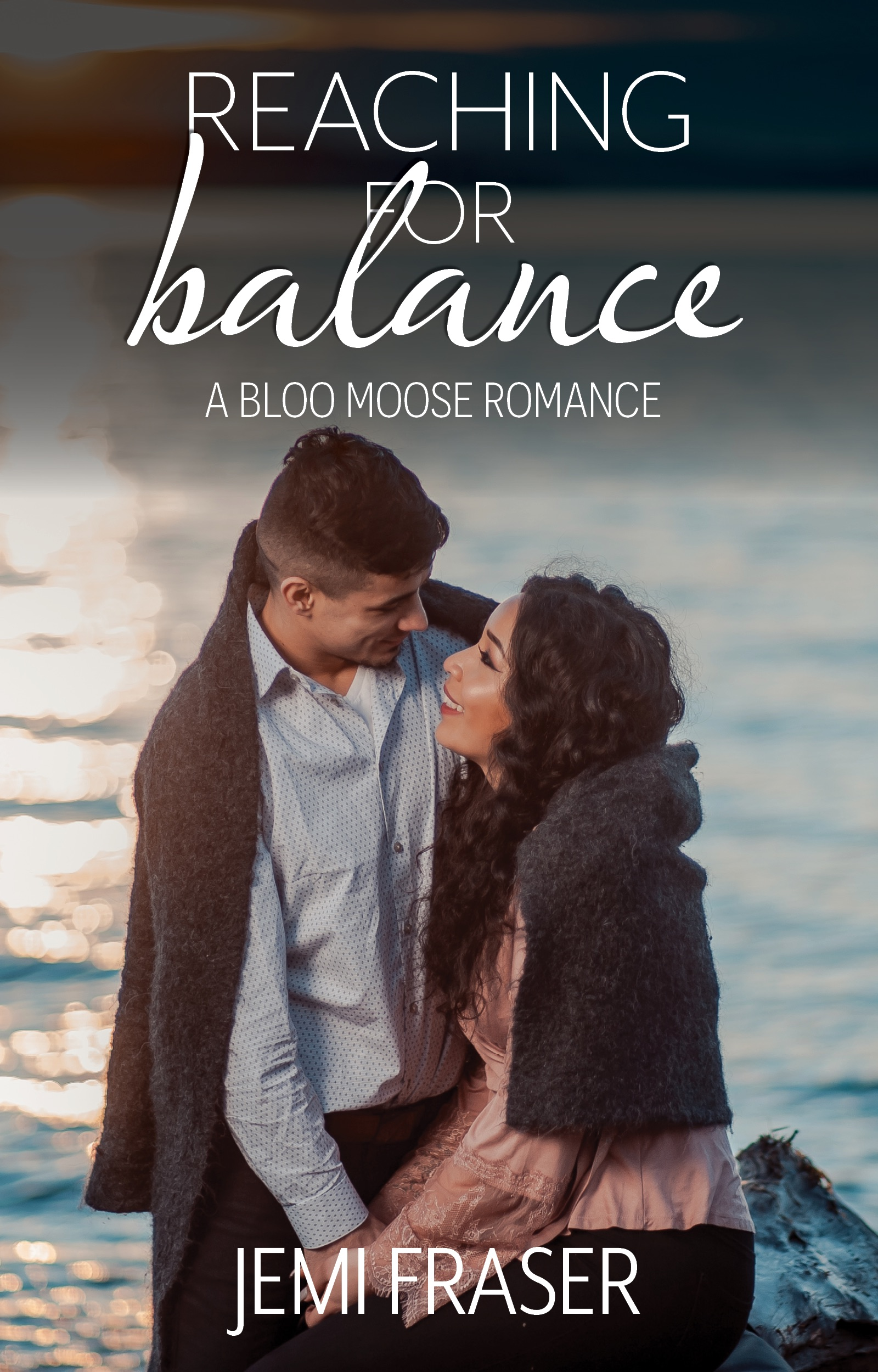 Reaching For Balance book cover